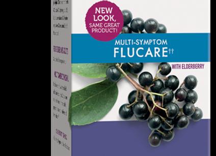 Elderberry Syrup, FluCare 4oz