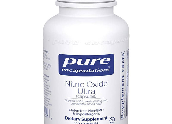 Nitric Oxide Ultra, 120ct