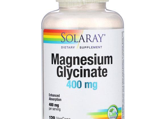 Magnesium Glycinate 400mg, 120ct