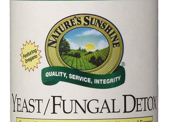 Yeast Fungal Detox 90ct