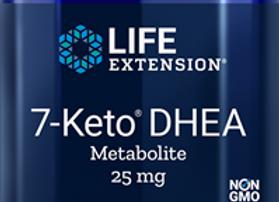 7-Keto DHEA Metabolite 25mg 100ct