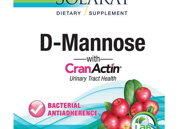 D-Mannose, 60ct