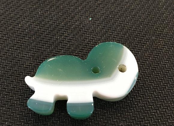 Turtle Emerald Stone