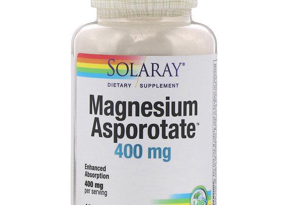 Magnesium Asporotate, 400mg, 60ct