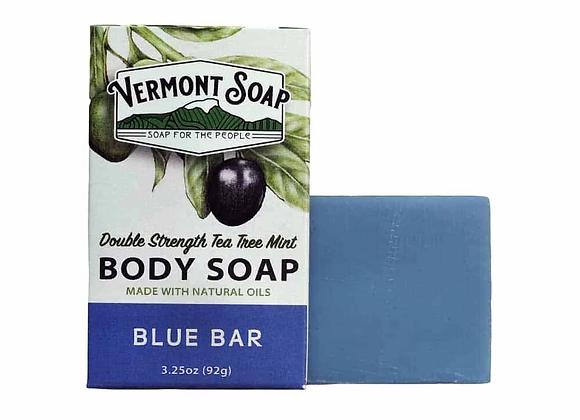 Blue Bar Body Soap