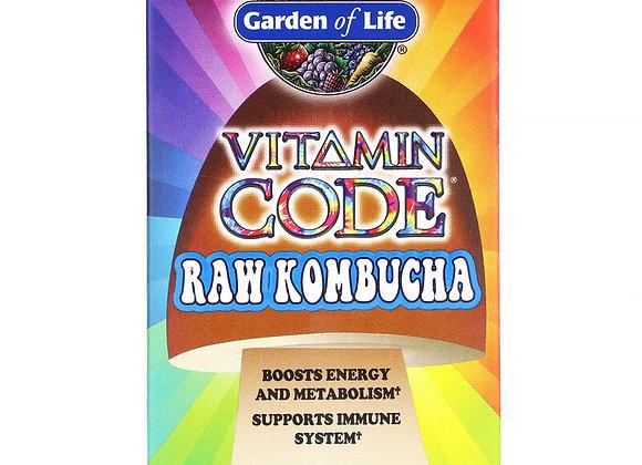 Vitamin Code - Raw Kombucha 60ct