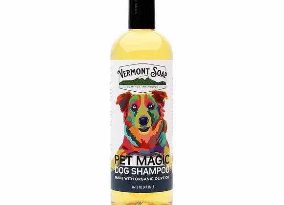 Pet Magic Dog Shampoo 16oz