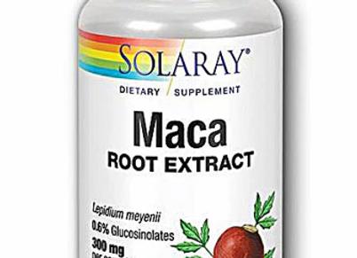 Maca Root Extract 300mg 60ct