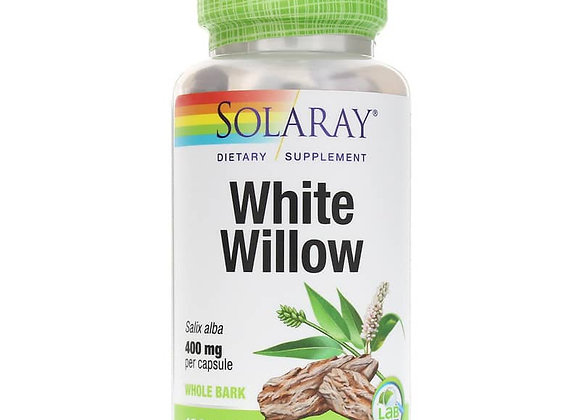 White Willow 400mg, 100ct