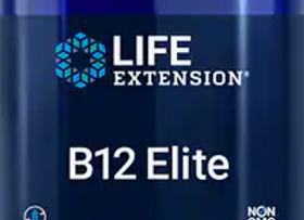 B12 Elite 60ct lozenge