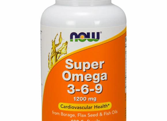 Super Omega 3-6-9, 180ct