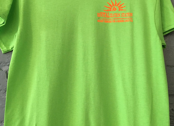 Tshirt, Green, 2XL