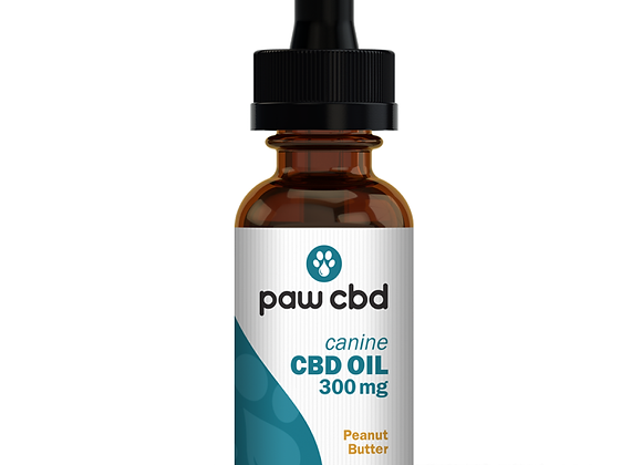 CBD for Dogs 300mg Peanut Butter