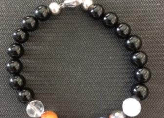 7 Chakra Stone Bracelet #2
