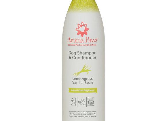 Dog Shampoo Lemongrass/Vanilla