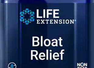 Bloat Relief 60ct