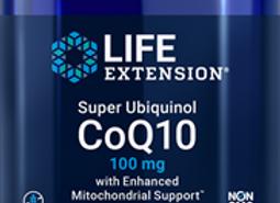 Super Ubiquinol CoQ10 100mg 60ct