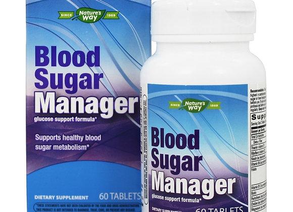 Blood Sugar Manager, 60ct