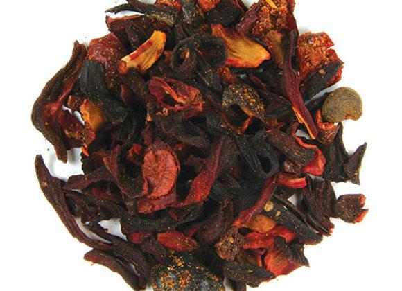 Warming Crimson Berry Tea