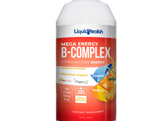 B Complex Mega Energy, 32oz