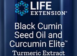 Black Cumin Seed & Curcumin Elite 60ct