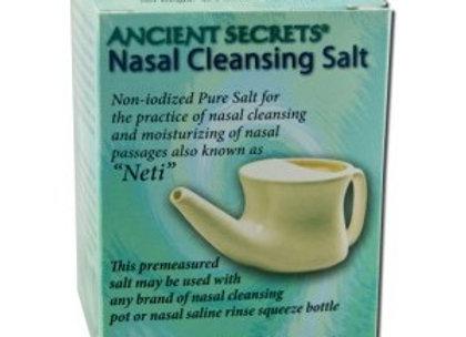 Neti Pot Salt Packets, 40ct