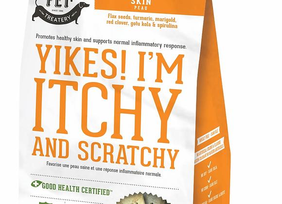 YIKES! I'm Itchy NutraTreat Dog Treats, 8.47oz