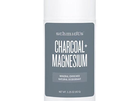Charcoal Magnesium Deodorant