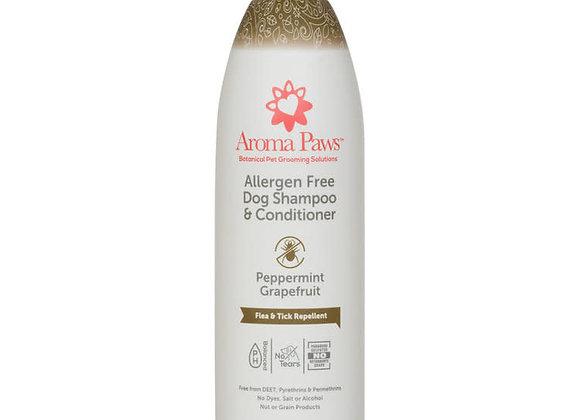 Dog Shampoo Peppermint/Grapefruit