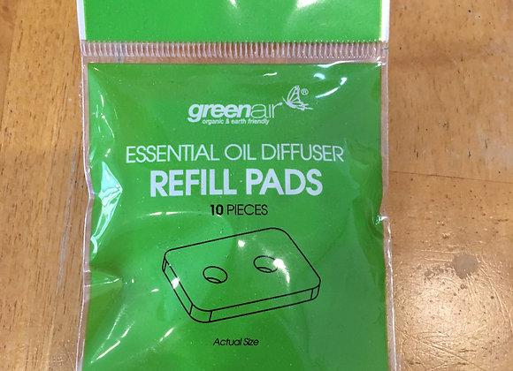 Car EO Diffuser Refill Pads