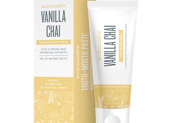 Vanilla Chai Toothpaste