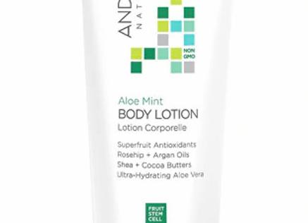 Aloe Mint Body Lotion, 8oz