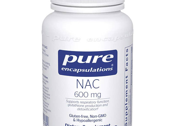 NAC 600mg, 90ct