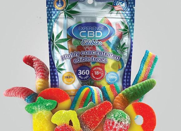 CBD Gummies 360mg pack