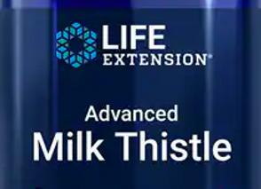 Advanced Milk Thistle 60ct