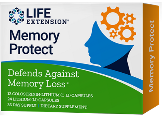Memory Protect, 36 day supply