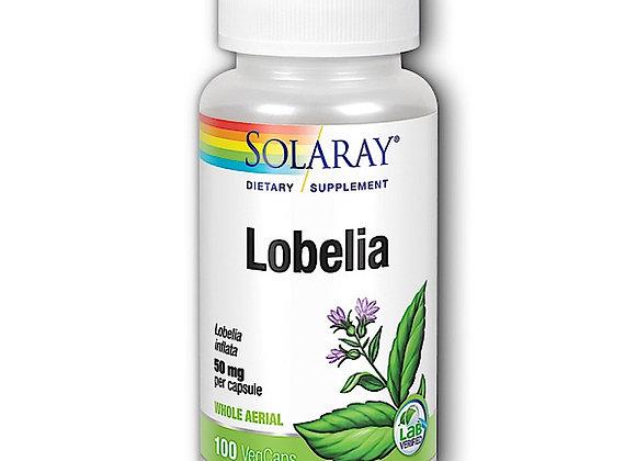 Lobelia 50mg, 100ct