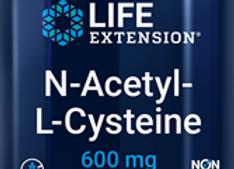 N-Acetyl-LCysteine 600mg 60ct