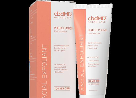 CBD Facial Exfoliant 100mg 4oz