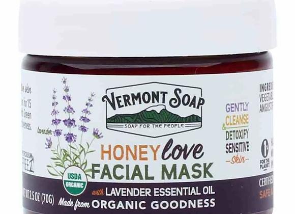 Honey Facial Mask, 2.5oz