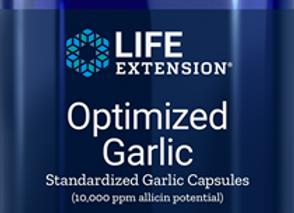Optimized Garlic, 200ct