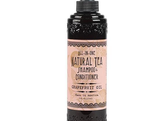 Grapefruit Natural Tea Shampoo