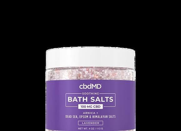 CBD Bath Salts Lavender 100mg