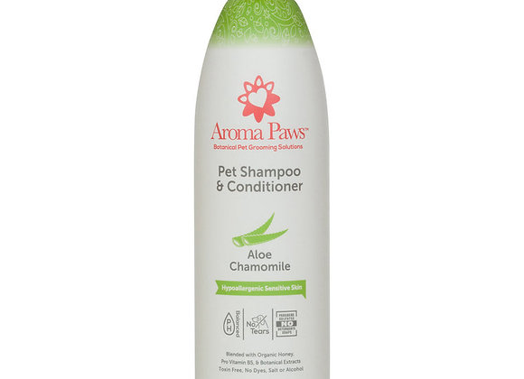 Dog Shampoo Aloe/Chamomile