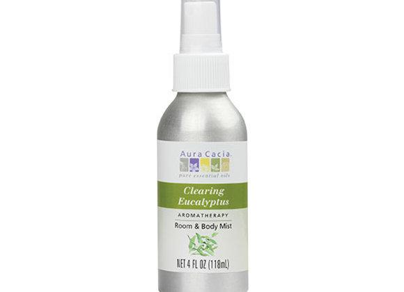Clearing Eucalyptus Spray, 4oz