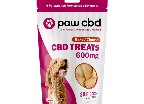 CBD Dog Treats 600mg