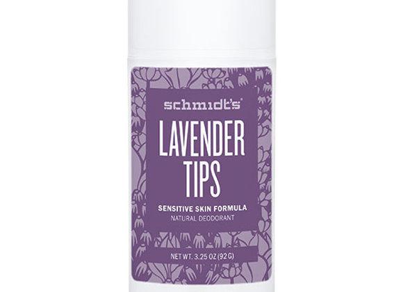 Lavendar Tips Deodorant