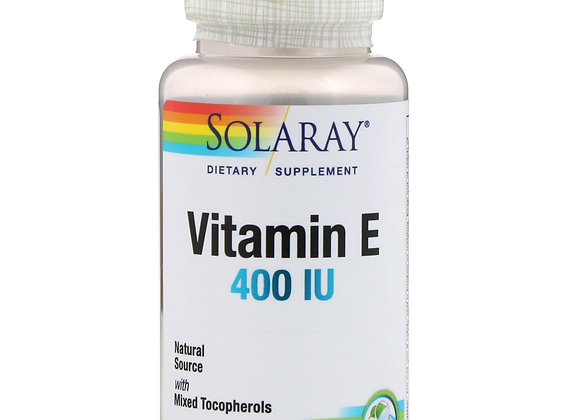 Vitamin E 400IU, 50ct