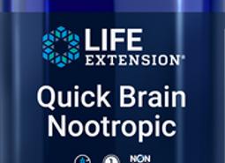 Quick Brain Nootropic 30ct