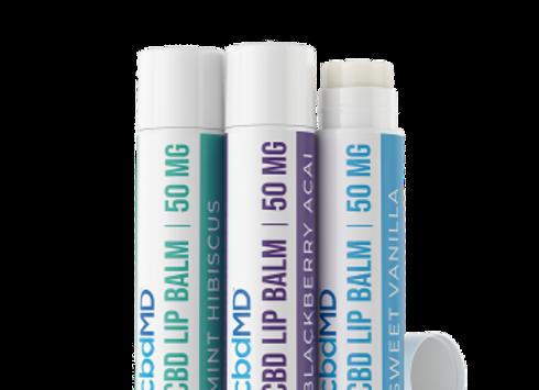 CBD Lip Balm 150mg 3pack